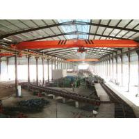 Wholesale Industrial Monorail Single Girder Overhead Crane Saves Electicity 1 Ton / 1.5 Ton from china suppliers
