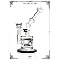 Wholesale PHOENIX STAR Bubbler Bong Glass Water Pipe Build A Bong Hookahs Smoking Heady from china suppliers