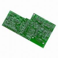 Wholesale Printed Circuit Board with 1.6mm Thickness and 0.1mm Minimum Trace Size from china suppliers