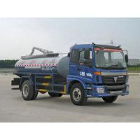 Wholesale FOTON 4*2 10cbm fecal suction truck/fecal vacuum truck for sale, factory sale best price FOTON AUMAN vacuum truck from china suppliers
