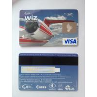 Wholesale Visa smart debit prepaid hologram hico magnetic stripe credit card from china suppliers