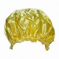 Wholesale Microfiber Shower Cap, Mainly Used at Hotels, Home Use and More, OEM Orders Accepted from china suppliers