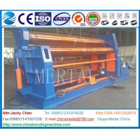 Wholesale Hot! Hydraulic CNC Plate rolling machine/Italian imported machine plate bending machine from china suppliers