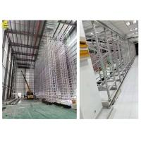 Wholesale Adjustable Dust Proof Warehouse Pallet Racking With Baked Enamel Finishes from china suppliers