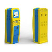 Wholesale Gambling House Token / Card Dispenser Kiosk Bill And Banking Card Payment from china suppliers