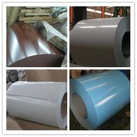 Quality Akzonobel or Nippon Painting Coated Color Steel Coil matt surface for decoration for sale