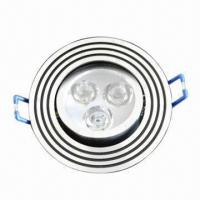 Wholesale 3W Cree LED Downlight from china suppliers