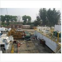 Wholesale  Mud tank solid control system, degasser  for drilling fluids with stable performance from china suppliers