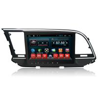 Wholesale Quad Core Android HYUNDAI DVD Player , Car Multimeida Gps Navigation For Elantra 2016 2017 from china suppliers