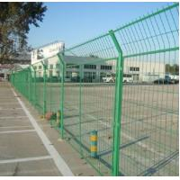 Wholesale Elector Welded Wire Mesh PVC Coated Fencing Wire Mesh Panel from china suppliers