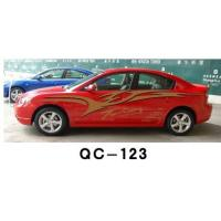 Wholesale Waterproof Car Body Sticker QC-123F / Car Decoration from china suppliers