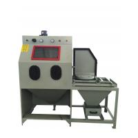 Wholesale Burnishing Dustless Cabinet Sandblaster Machine Environmentally Friendly from china suppliers