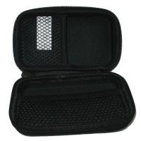Wholesale EVA Electronic Zipper Tool Case Colorful With Knitted Fabric For Gift from china suppliers