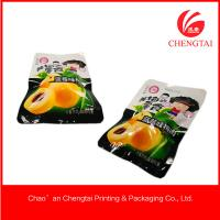 Wholesale Reusable Small Plastic Three Side Seal Bag  For Dry Fruit / Candy Packaging from china suppliers