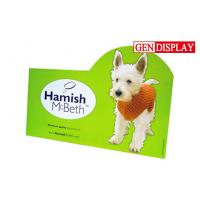 Wholesale Counter Cardboard Standee Display Easy To Carry For Pet Productcs from china suppliers