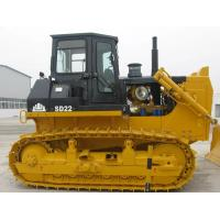 Wholesale Cummins Engine Crawler Bulldozer , 1210m Horse Power Construction Bulldozer from china suppliers
