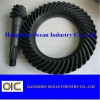 Wholesale Transmission Spare Parts Crown Wheel And Pinion Gear For Tractors from china suppliers