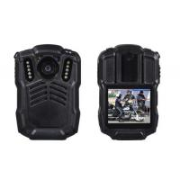 Buy cheap Waterproof  Wifi Body Camera , Full Hd Body Worn Surveillance Cameras With Night Vision from wholesalers