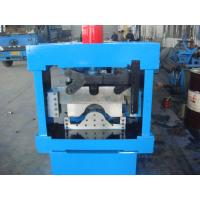 Wholesale Blue Manual Hydraulic 3 Ton Decoiler Roof Tile Roll Forming Machine 5 -12 m/min from china suppliers