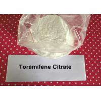Wholesale Toremifene Citrate Anti Estrogen Steroids Muscle Mass Supplements 89778-27-8 from china suppliers