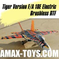 Wholesale Ep-D01e 4CH RC F/A 18e Tiger Version from china suppliers