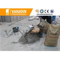 Wholesale Water Resistant High Tensile Strength Installation Accessories , Vanjoin Cement Mortar from china suppliers