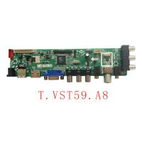 Wholesale ROWA T.VST59.A8 LCD LED TV Controller Board Chipset TSUMV59XU from china suppliers