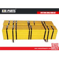 Wholesale Wheel Loader bucket cutting edge for heavy equipment, blader, grader blades cutting edges from china suppliers