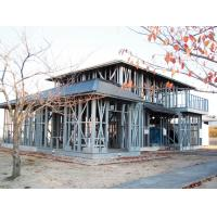 Wholesale Fire - Proof Mid - Rise Light Steel Villa Prefabricated Home Plan In Africa from china suppliers