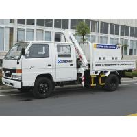 Wholesale Durable 2T Hydraulic Driver Lorry Mounted Crane, Cargo Crane Truck from china suppliers