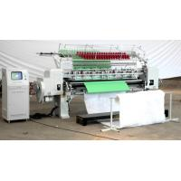 Wholesale 94 Inch Lock Stitch Multi Needle Quilting Machine Shuttle Type For Making Blankets from china suppliers
