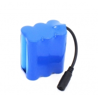 Wholesale 8Ah 3.7 V 18650 Battery Pack from china suppliers