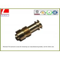 Wholesale custom male and female thread brass shaft type air compressor fittings from china suppliers