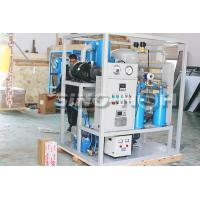 Wholesale New Transformer Oil Filtration and Refilling Machine, electrical insulation oil treatment, portable oil filter unit from china suppliers