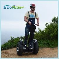Wholesale Ecorider Stand On Two Wheel Transporters / Two Wheeled Motorized Scooter from china suppliers