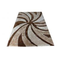 Wholesale Modern Beige Polyester Rugs, Contemporary Design Patterned Shaggy Rug Carpet from china suppliers