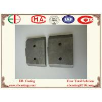 Wholesale Ni-hard 4 Mixer Blade Parts with Lost Wax Process EB35001 from china suppliers