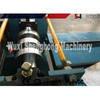 Wholesale Automatic Ridge Cap Roll Forming Machine 16Mpa Hydraulic Pressure from china suppliers