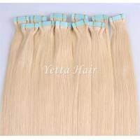 Wholesale Healthy Blonde Pre Bonded Hair Extensions No Any Bad Smell And No Mixture from china suppliers