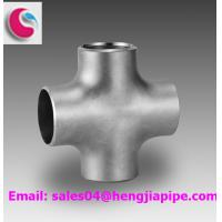 Wholesale pipe fittings cross from china suppliers