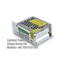 Quality 12V 2A LED Light Power Supply 25W DC12V Constant Voltage Switching Power Supply for sale