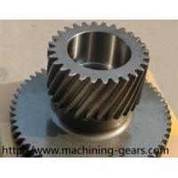 Wholesale Double Diameter Spur Helical Gear Tooth Wheel OD 20mm - 2200mm For Auto Parts from china suppliers