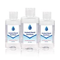 Wholesale Portable Antibacterial Hand Sanitizer , 100ml Disinfectant Hand Gel from china suppliers