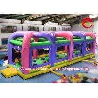 Wholesale Giant Ant Runway Inflatable Sport Games Obstacle Course For Kids from china suppliers