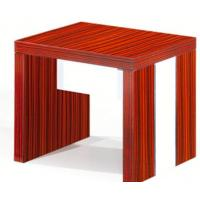 Wholesale Red Modern Wood Coffee Tables Rectangular Panel Leisure Design from china suppliers