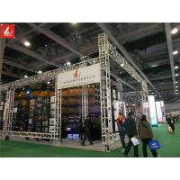 Quality Durable Aluminum Box Truss 12m - 30m Span For Outdoor / Indoor Activities for sale