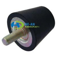 Buy cheap China supplier OEM rubber products, shock absorber, rubber Vibration damper from wholesalers