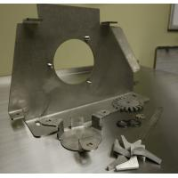 Wholesale High Standards Steel Machined Parts With MIG / TIG Welding Process from china suppliers