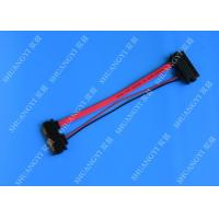 Wholesale 20in Slimline SATA Extension Cable Female 22Pin to Male 22Pin from china suppliers