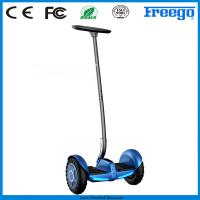 Wholesale Dualwheel Solid Tire Self balancing scooter kit Powered Scooter Kit Thinking Car from china suppliers